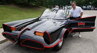 Real Batmobile Car