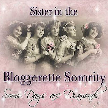 Join the some days are like diamonds blogger sorority!