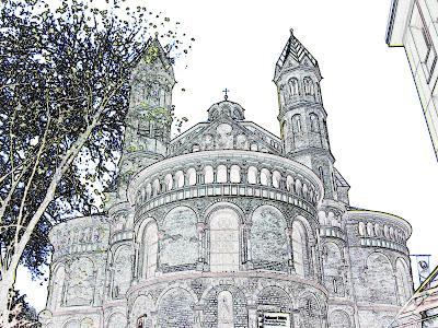 St. Aposteln, Colonia