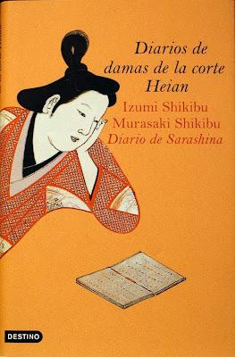 Portada del libro Diario de las damas de la Corte Heian