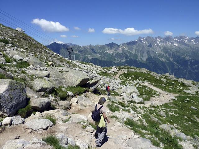 Plan de l'Aiguille en Chamonix