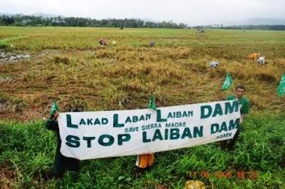 mga magsasaka ng mabitac na daanan ng mga bulag sa mga kalsada ng
