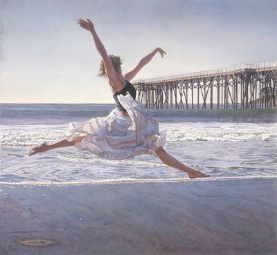 To Dance Before The Sea & Sky by Steve Hanks