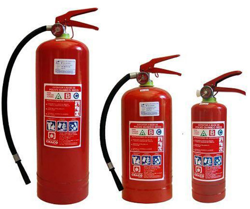 Emergencias prevenci n un extintor en casa - Extintor para casa ...