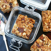 BACON BANANA PEANUT GRANOLA BAR