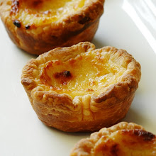 Portuguese Custard tarts