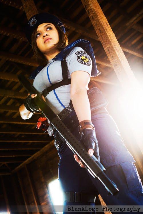 Cosplay de Jeux Capcom Jillblanklogo1