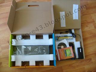Ноутбук Lenovo E43 надежно упакован