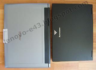 Ноутбуки ASUS F5RL и Lenovo E43-4KS-B