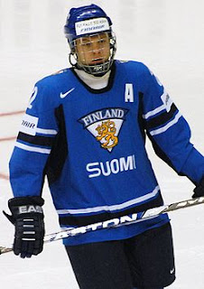 Minnesota Wild 1st Round Pick Mikael Granlund