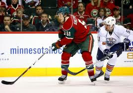 James Sheppard Minnesota Wild