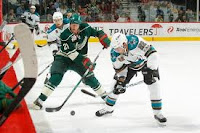 Kyle Brodziak and the Minnesota Wild
