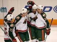 Minnesota Wild Celebrate