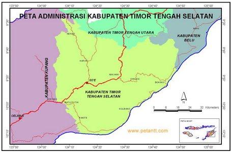 Komunitas Adat Boti di Kabupaten Timor Tengah Selatan (TTS)