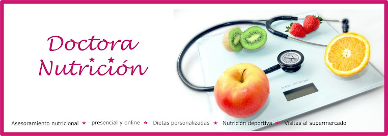 Doctora Nutrición
