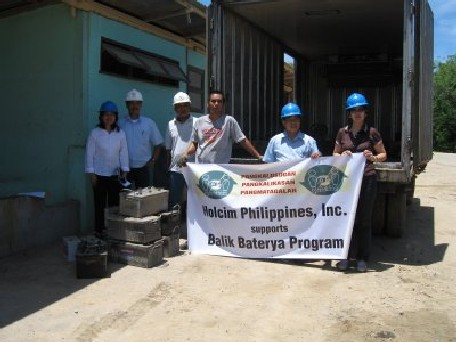 Holcim Philippines - La Union Turn-over
