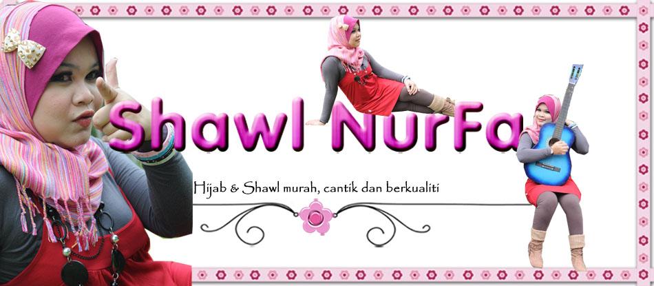 Shawl Nurfa