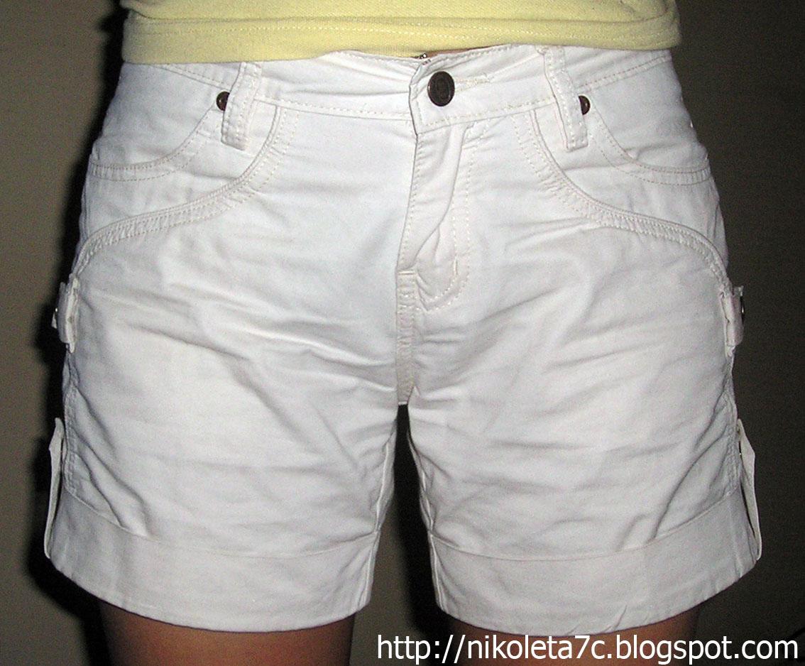 celana pendek casual berbahan katun nyaman dipakai untuk segala ...