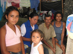 Levantamiento de Linea Base Familia Bonilla - Barrio Fátima