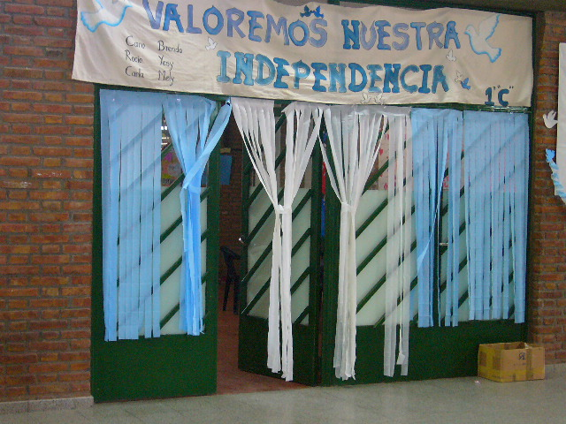 centro educativo n 11 inspector socrates cortines On decoracion 9 de julio pinterest