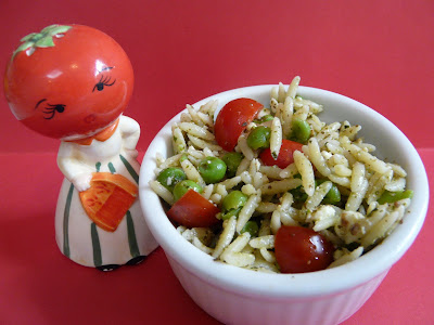 ... to this easy and delicious twist on pasta salad please share and enjoy