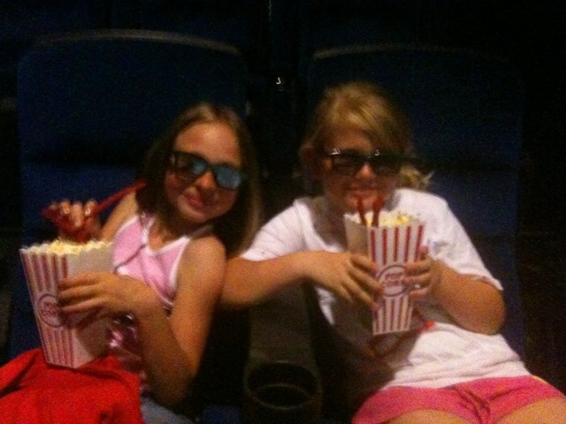 Movie Theater Birthday Party