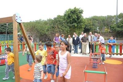 TELDE/ El Parque Urbano de San Juan cuenta ya con un nuevo espacio de ...