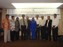 Pengurus DP Kota Bekasi Periode Tahun 2009-2011