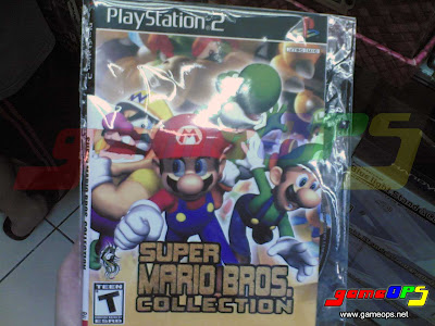 Pirates 'R Us - Super Mario Bros. Collection for the