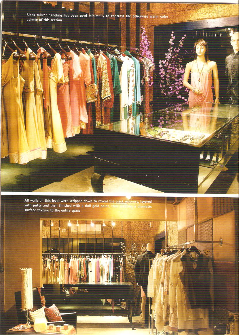 Xperience Bliss: VMRD (Visual Merchandising & Retail Design)