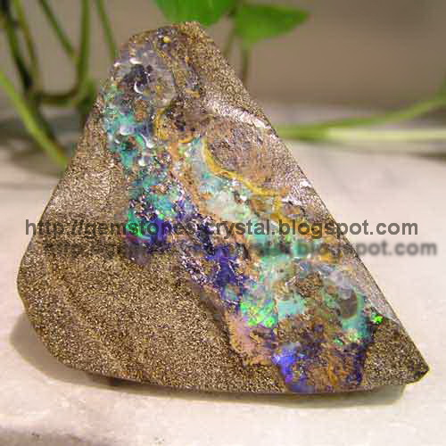 crystals and gemstones about opal benefits brings