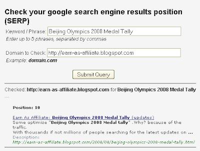 olympics medal tally