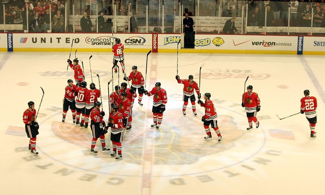 2009-2010 Chicago Blackhawks