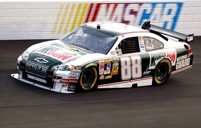 #88 Mountain Dew Retro Chevy