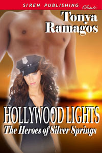 Hollywood Lights by Tonya Ramagos