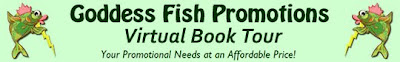 Goddess Fish Book Tour Banner