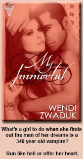 My Immortal by Wendi Zwaduk