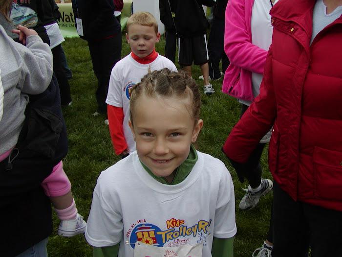 Daelan ready to run.