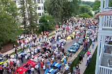 Road America Vintage Weekend Elkhart Lake, WI.