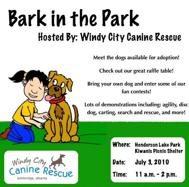 binthepark Bark in the Park
