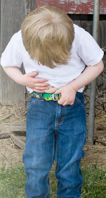 Moo Matching Belts