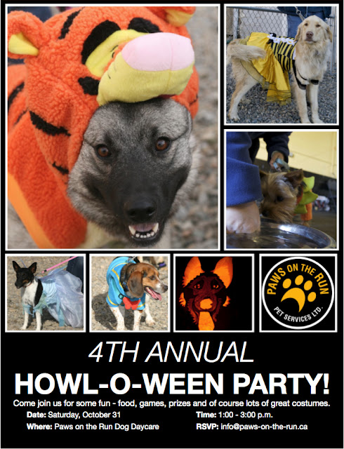 howl 4th Annual Howl O Ween Party