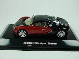 zt 39 s dream garage autoart bugatti eb 16 4 veyron showcar 1 64. Black Bedroom Furniture Sets. Home Design Ideas