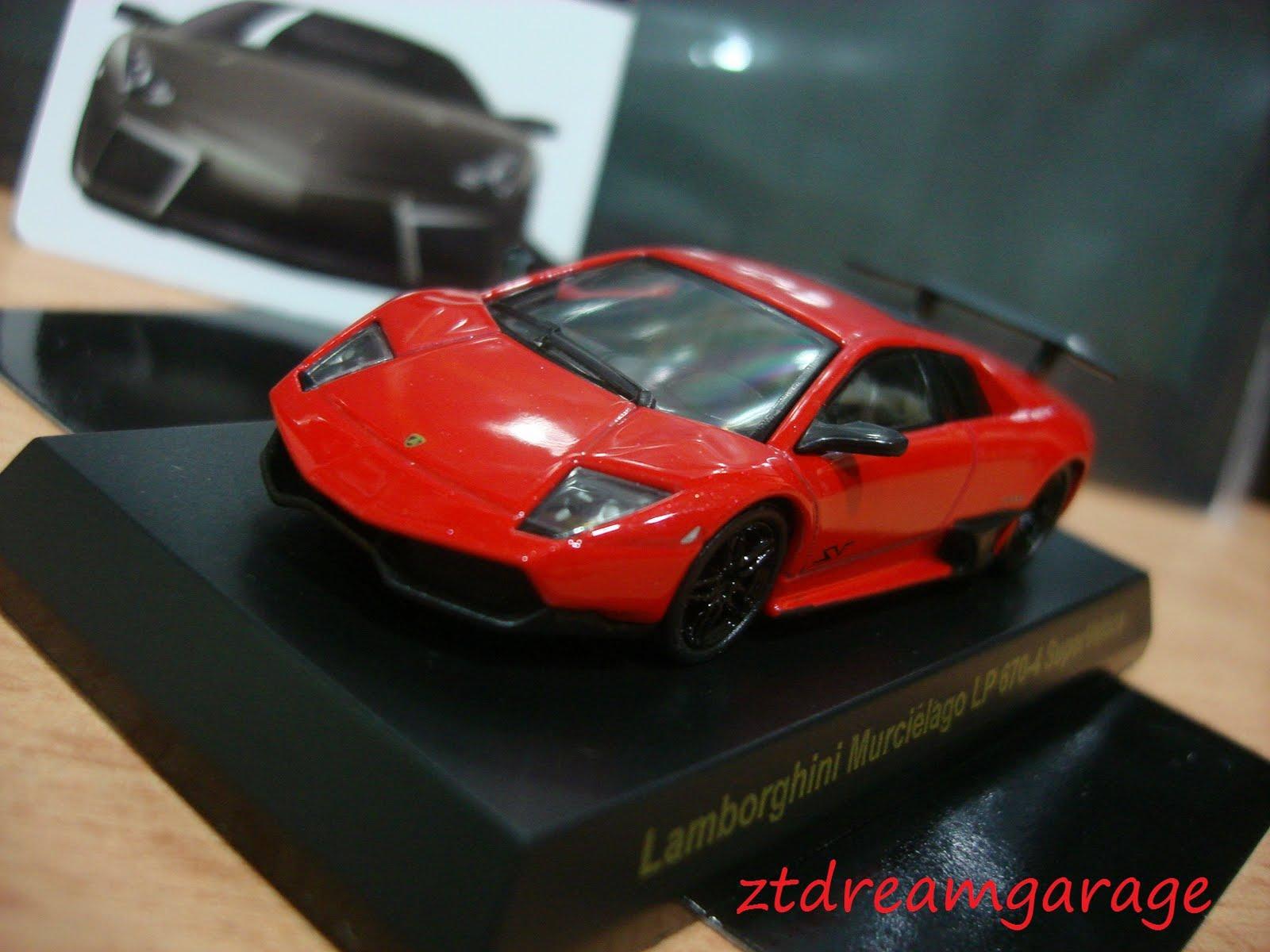 Zt S Dream Garage Red Lp670 4 Superveloce