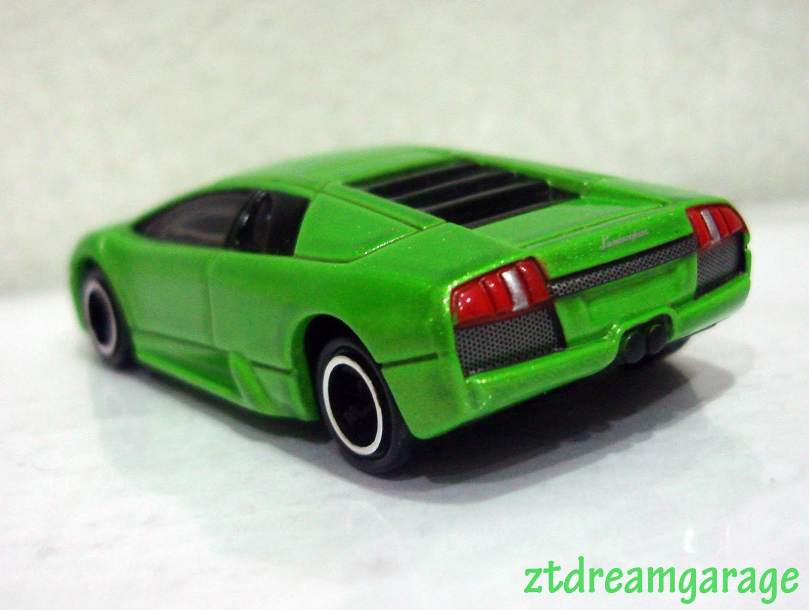 Zt S Dream Garage Tomica Lamborghini Murcielago Green