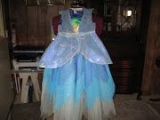Katie's Tinkerbell Costume