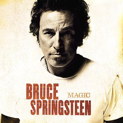 bruce springsteen magic album cover. Bruce Springsteen - Magic