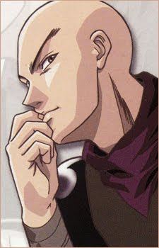 Personajes de la serie Hanzo