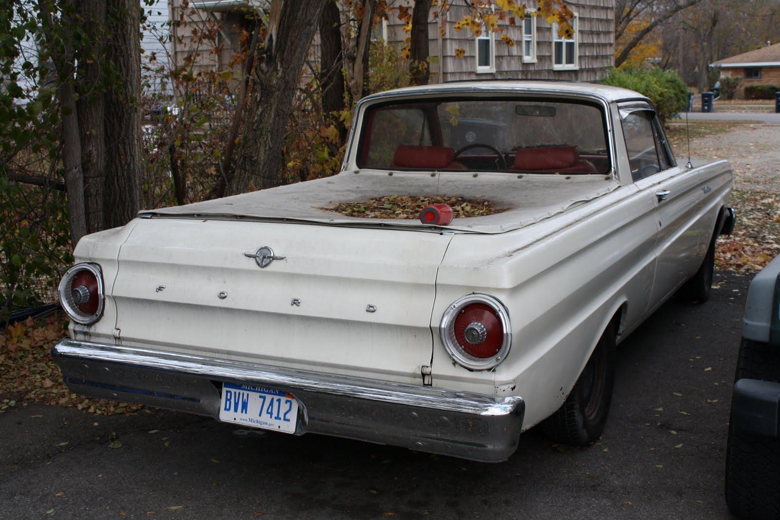 1964 Ford Falcon Ranchero Craigslist Beaterblog Beat On The Street