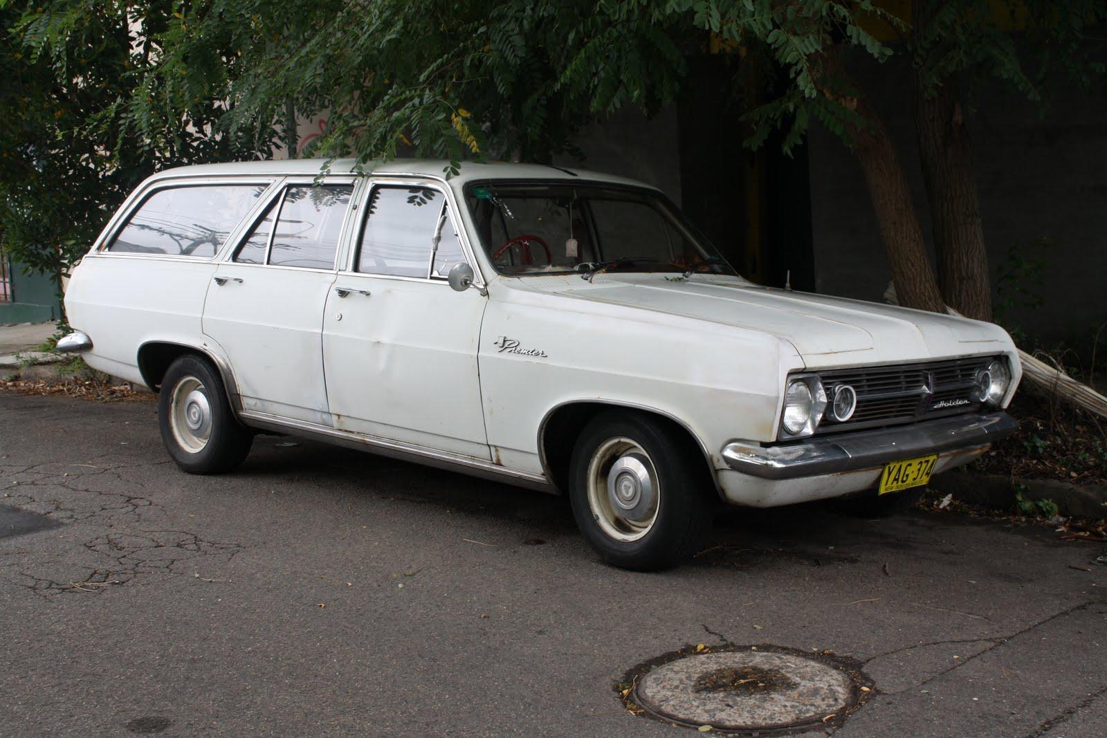 Beaterblog: Beat on the Street - HR Holden Premier